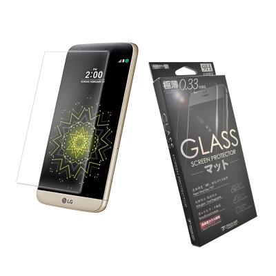 Metal-Slim LG G5 (0.26mm)9H弧邊耐磨防指紋鋼化玻璃保護...