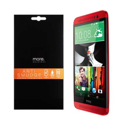 more.HTC E8 AS疏油疏水抗刮液晶螢幕保護貼
