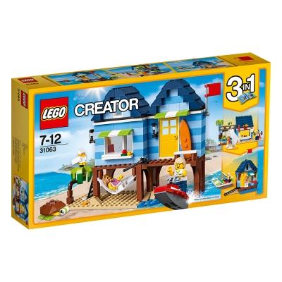LEGO樂高 3合1創作系列 31063 海濱度假 (7Y+)