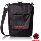 【MAMMUT 長毛象】新款 Tasch Pouch 抗撕裂側背包 2L /斜背包/黑