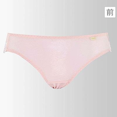 黛安芬-eco chic海藻棉低腰內褲M-EL(罌粟粉)