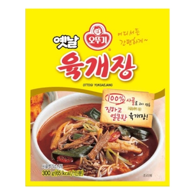 OTTOGI不倒翁 辣牛肉湯(300g)