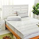 Saint Rose 賽洛斯 特大吸濕排汗天絲枕套床包三件組