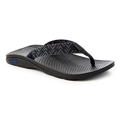 美國Chaco。男 戶外運動涼鞋 沙灘款CH-ETM 01 HE 25  (顫動深藍)