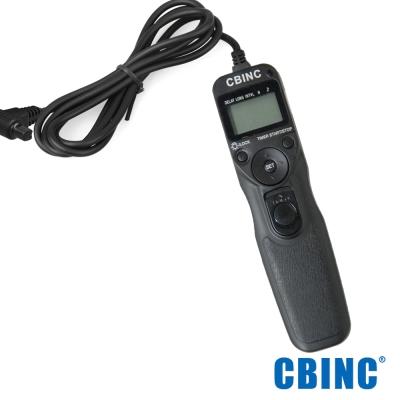 CBINC C3 液晶定時快門線 相容 Canon RS-80N3