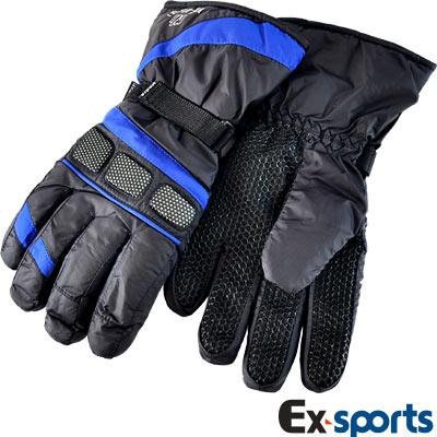Ex-sports 防水保暖手套 超輕量多功能(男款-7208)