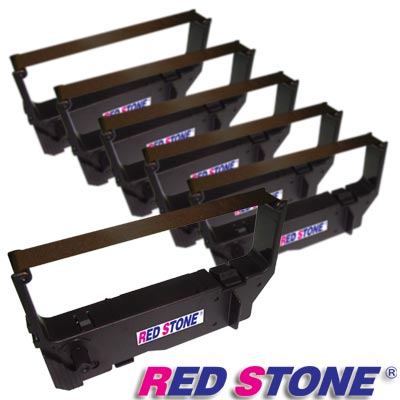 RED STONE for NEC SP200收銀機/記錄器 紫色色帶組(<b>1</b>組6入)