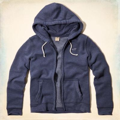 Hollister HCO 長袖 外套 藍色 0265