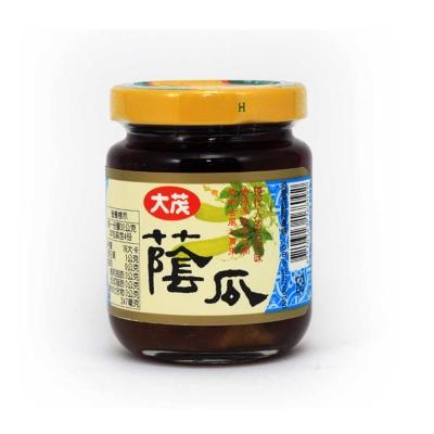 大茂 蔭瓜玻璃瓶(120gx6瓶)