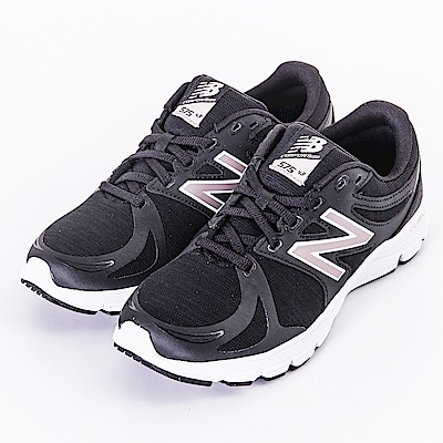 New Balance 女慢跑鞋W575LB3-D 黑