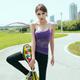 Bra Top 無鋼圈 無縫透氣背心內衣S-XL(紫) Naya Nina product thumbnail 1