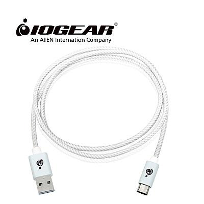 美國 IOGEAR USB-Type C轉USB-Type A(翻轉式) 連接線