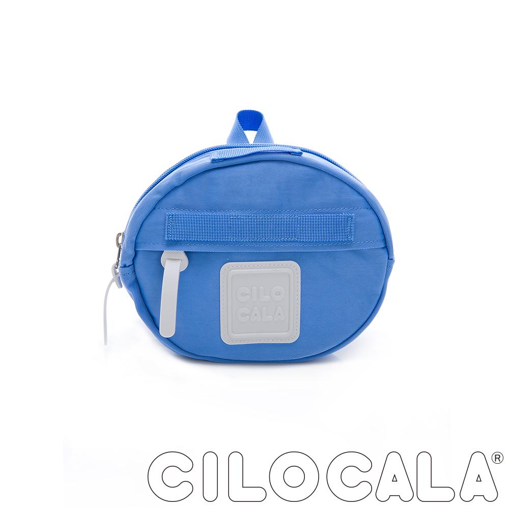 CILOCALA 亮彩尼龍防潑水MINI TAMAGO側背包(小)  天藍色