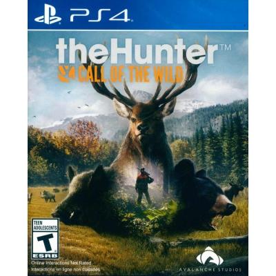 獵人:荒野的呼喚 theHunter: Call of the Wild -PS4英文美版