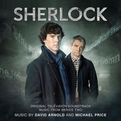 新世紀福爾摩斯 第二季 電視原聲帶 CD
