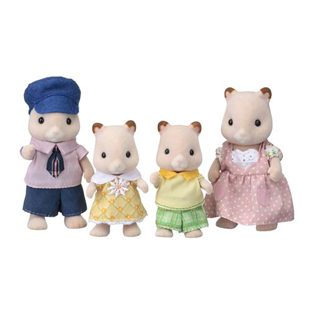 EPOCH 森林家族-小倉鼠家庭組