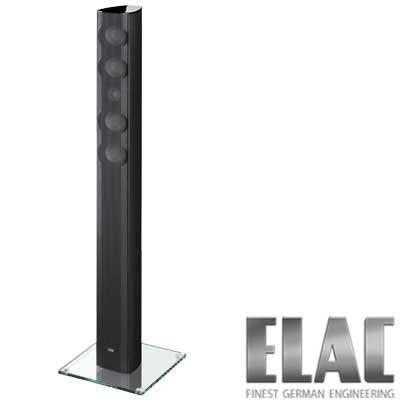 ELAC德國精品中置型揚聲器CINEMA PIPE (SW黑色)-對