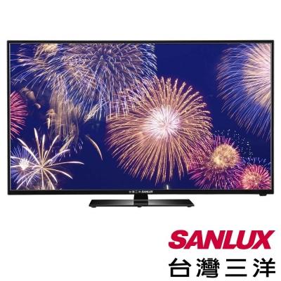 台灣三洋-SANLUX-43吋LED背光液晶顯示器