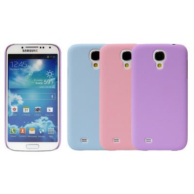 SwitchEasy Samsung Galaxy S4淡彩柔觸感保護殼