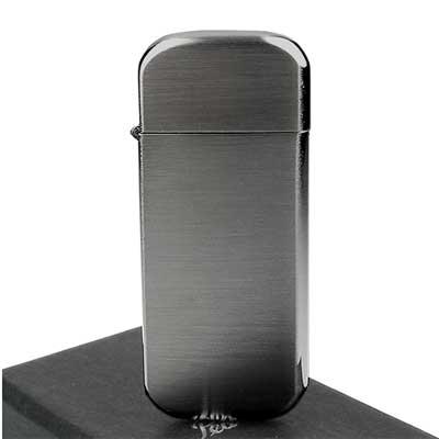 【Pearl 珍珠】Paper Lighter-超薄型瓦斯打火機-黑鎳款