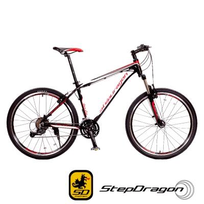 【StepDragon】SHIMANO變速26吋27速鋁合金登山車SMA-270V