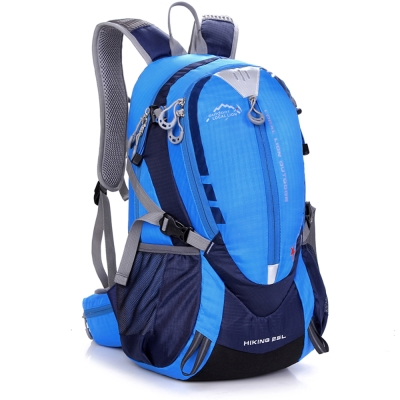 Local Lion 25L輕量休閒旅遊背包/登山包441BU(藍色)