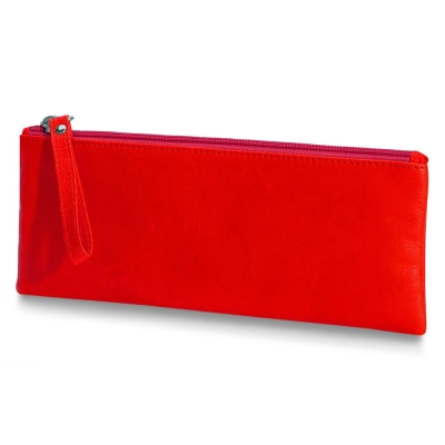 GIORGIO FEDON 1919  CHARME 迷幻   隨身小包筆袋- 紅