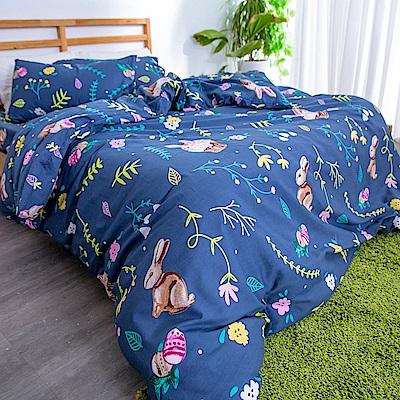 kokomos 扣扣馬 台灣製鎮瀾宮授權40支極致精梳棉雙人床包枕套三件組 索格納風情