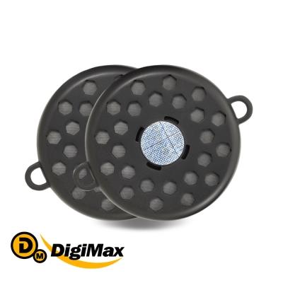 DigiMax『天旋地轉』強力磁石驅鳥器 超值二入組 UP-4EA