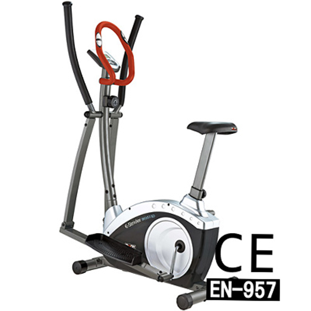 【BODY SCULPTURE】數位交叉訓練機(安規認證)兩用健身車