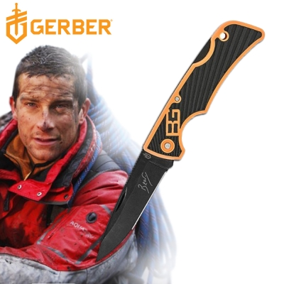 Gerber 貝爾求生系列口袋輕薄折刀