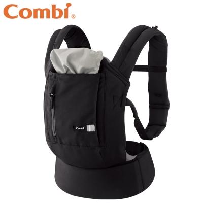 【麗嬰房】Combi JOIN 減壓型背巾(芝麻黑)
