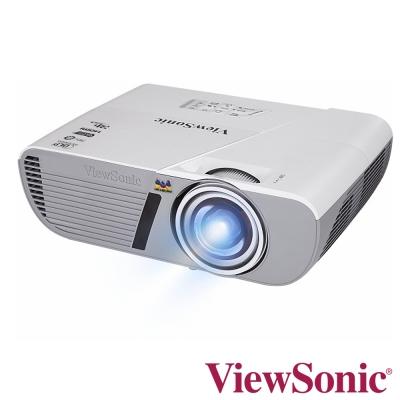 福利品-ViewSonic PJD5353LS XGA 短焦投影機(3200流明)