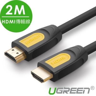 綠聯 HDMI2.0傳輸線 2M