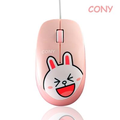 Line 兔兔有線滑鼠(LN-02)