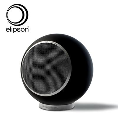 法國Elipson 鋼琴烤漆球型揚聲器-支(Planet L)