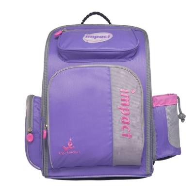 IMPACT怡寶標準型舒適護脊書包-粉紫IM0037APL
