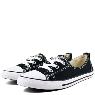 CONVERSE-女休閒鞋547162C-黑