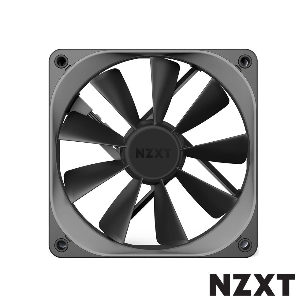 NZXT恩傑Aer F Series風扇120mm散熱風扇