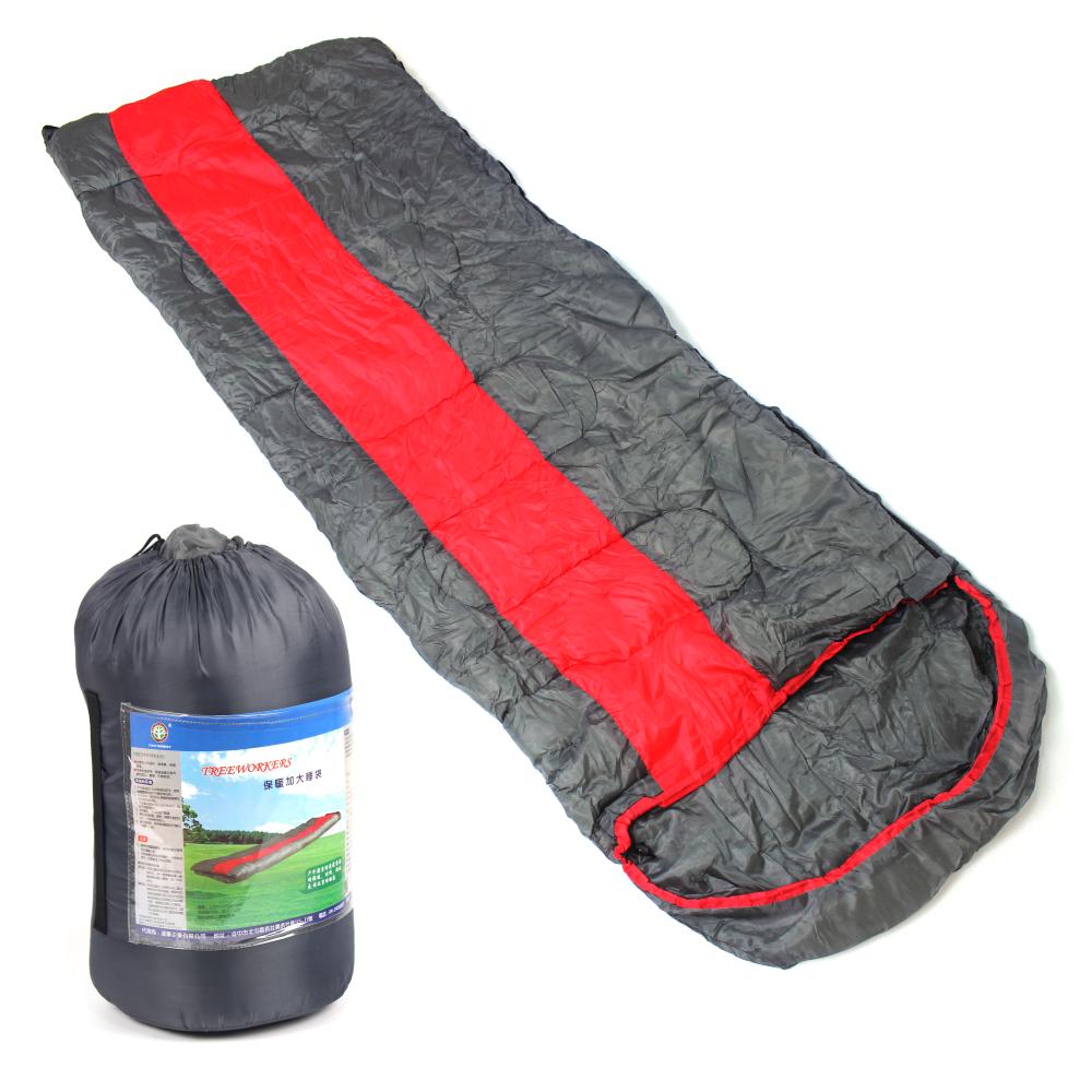 TreeWalker 超保暖舒適加大睡袋