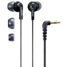Yamaha 內耳式耳機 EPH-20-黑色