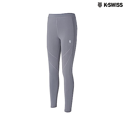 K-SwissPerformance Legging運動內搭褲-女-灰