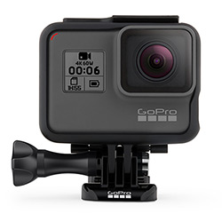 GoPro-HERO6 Black運動