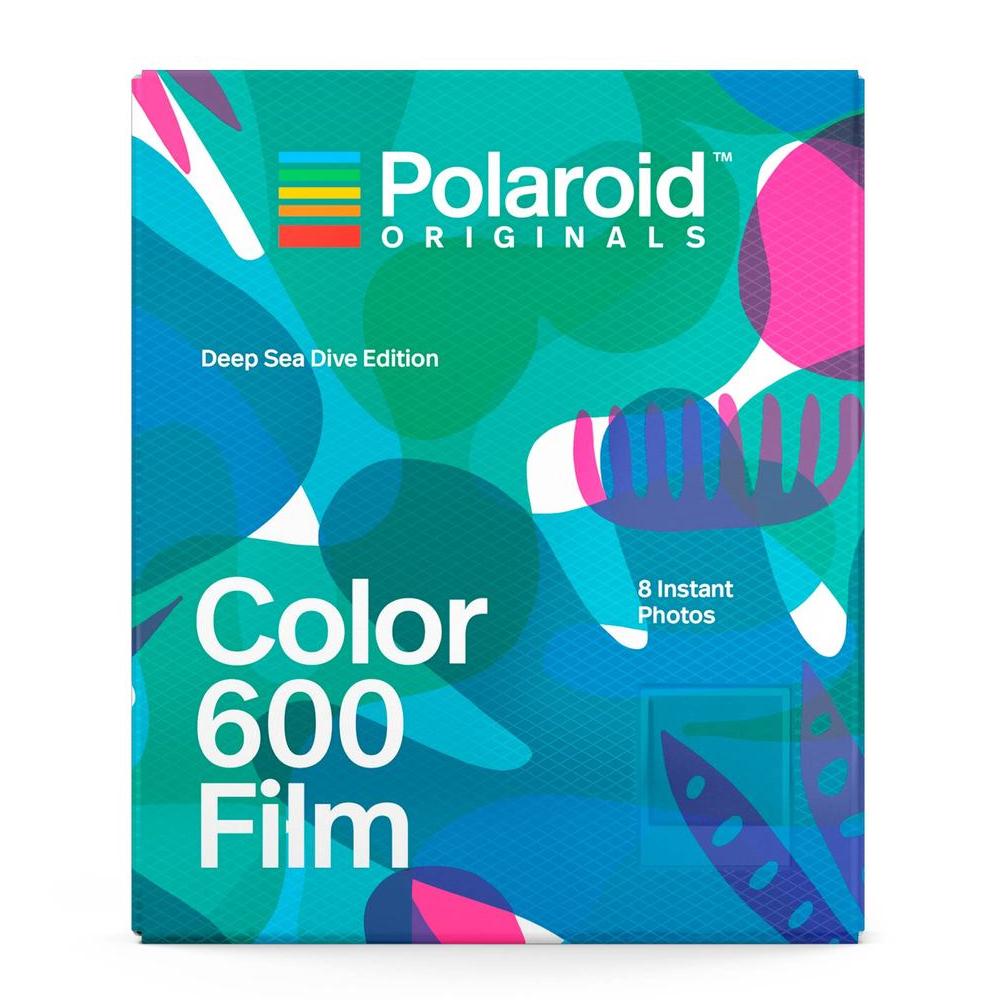 Polaroid Color Film for 600 彩色底片(深海潛水版)/2盒