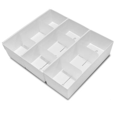 抽屜收納整理盒(Mx3入) WallyFun