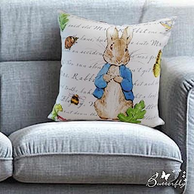 比得兔Peter Rabbit彼得兔經典系列抱枕-立兔