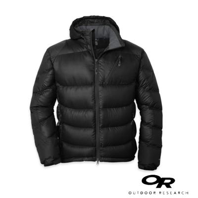 【Outdoor Research】男新款 VIRTUOSO 抗風保暖鵝絨外套_黑