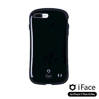 iFace First Class iPhone8/7+雙素材吸震抗衝擊手機殼▲經典色