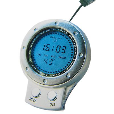 6合1電子高度計/氣壓計/指南針/溫度計