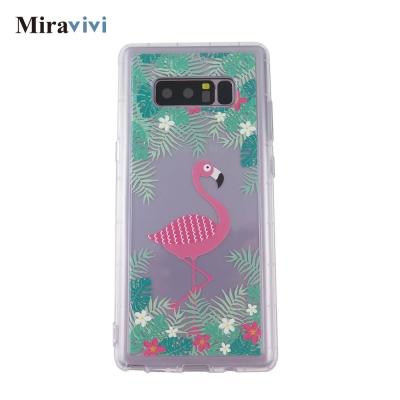 Miravivi原創時尚 Samsung Galaxy Note8鶴多多系列_鶴...